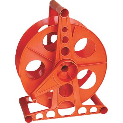 Bayco 150 Ft. of 16/3 Cord Capacity Plastic Cord Reel with Stand