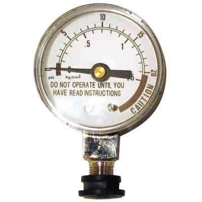 Presto Steam Pressure Gauge with Adapter