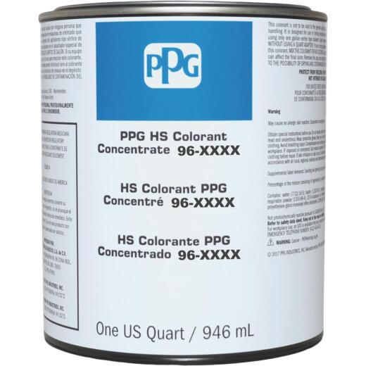 Paint Colorants
