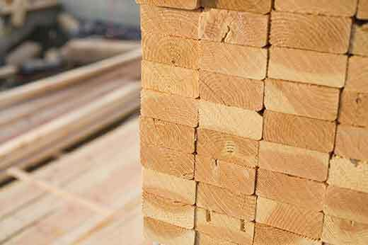 image of premium framing lumber